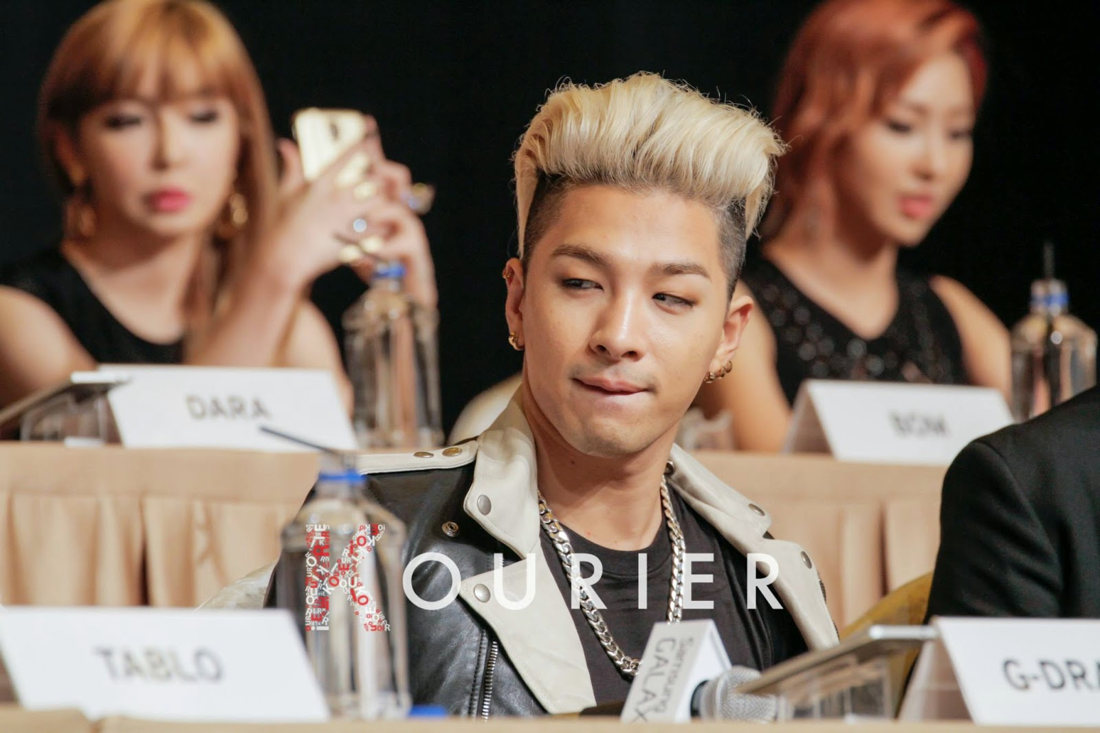 HQ: YG Family Power Tour in Singapore Press Conference (140913) [PHOTOS]