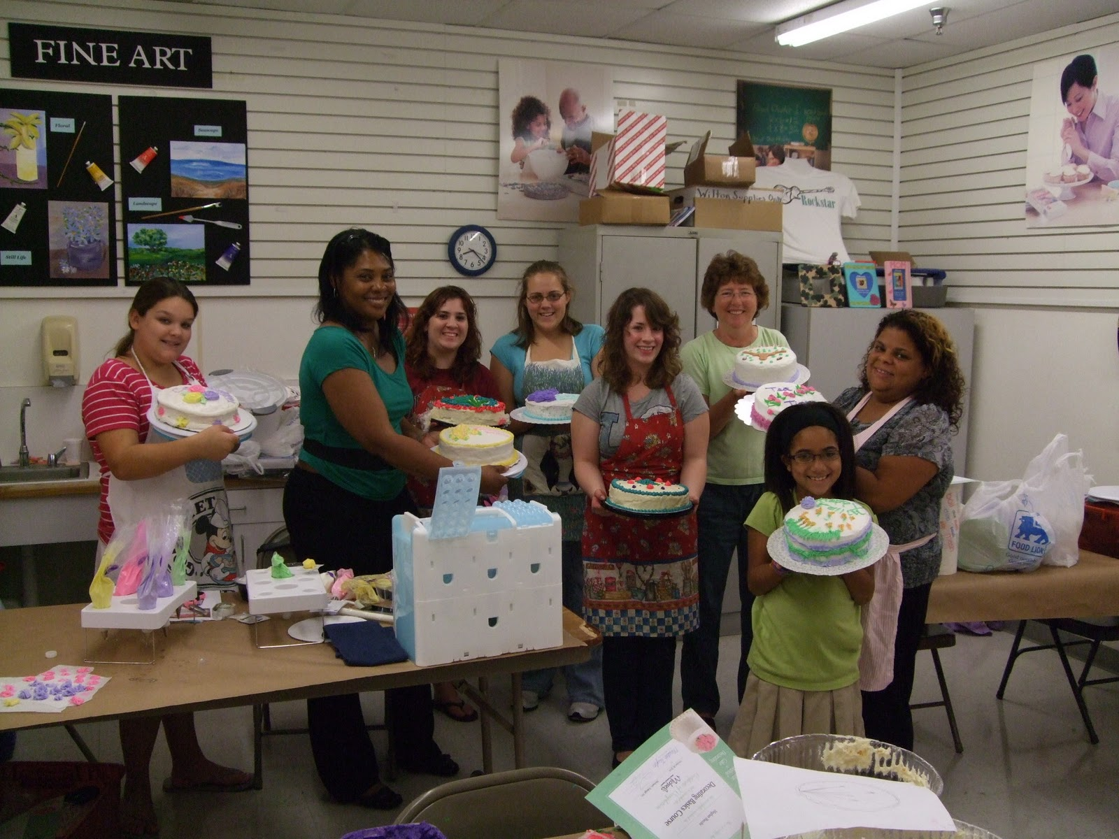 Cake Decorating Classes Michaels Bakersfield : [michaels cake decorating class supply list] - 28 images ...