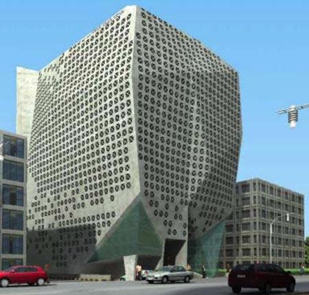 Architecture Building Skins1