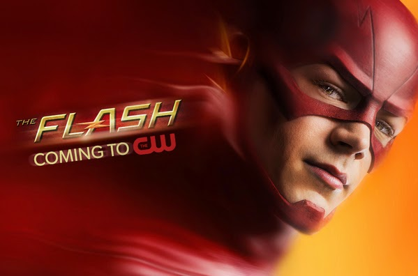 "Poster ""The Flash"" serie de TV"