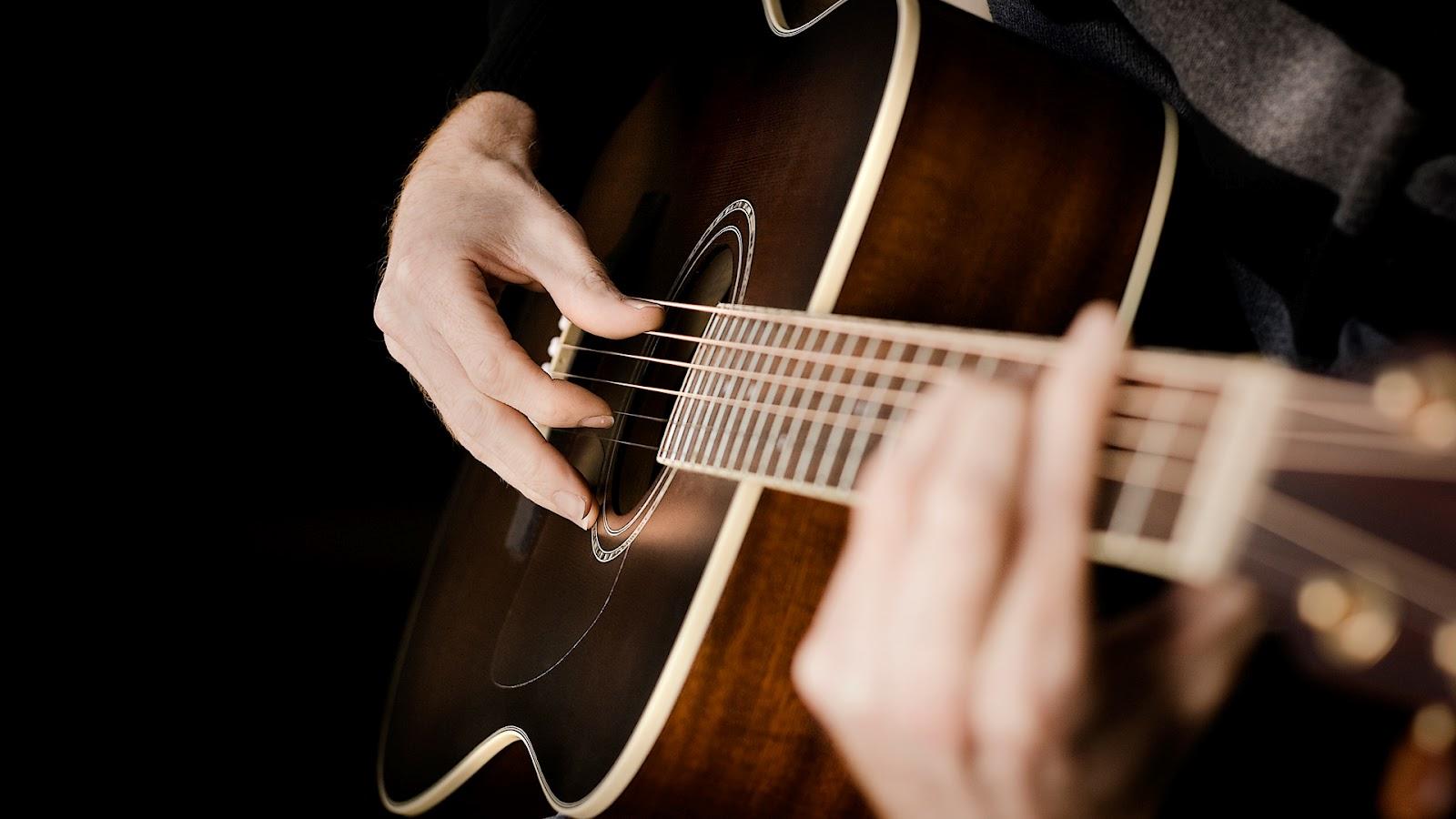 Best Hd Guitar Wallappers Osumwallpapers
