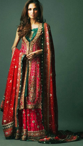 fashion in pakistan 2013 by top dress designers she