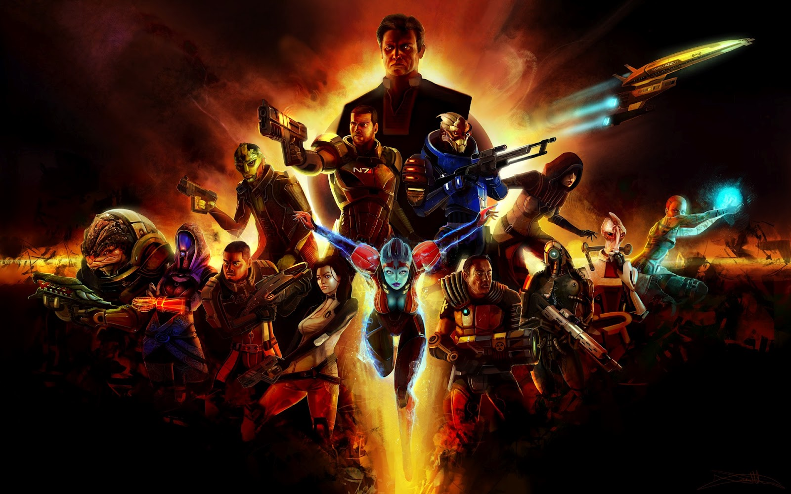 The Inquisitive Loon: Mass Effect 2 and the Myth of the ...