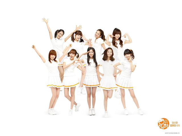 SNSD Girls Generation HaHaHa Wallpaper HD소녀시대/少女時代