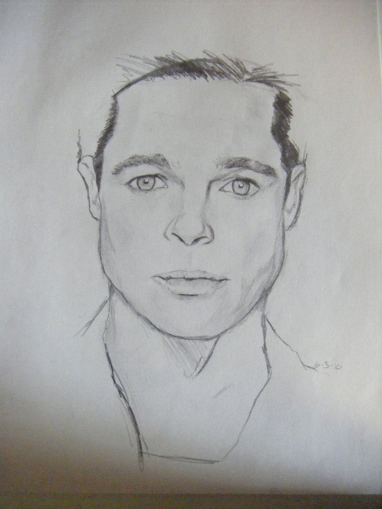 Best celebrity pencil sketch 04