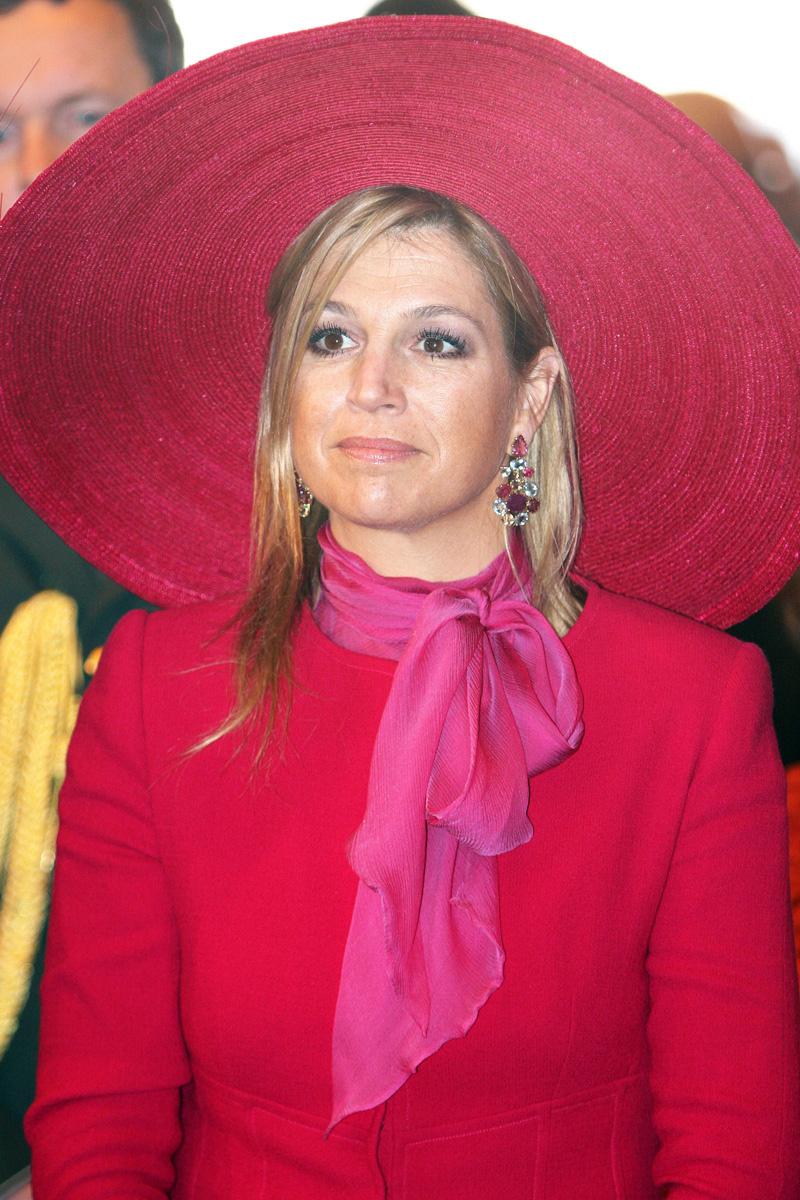 MÁXIMA, FUTURA REINA DE HOLANDA TAPA DE VANITY FAIR ESPAÑA ...