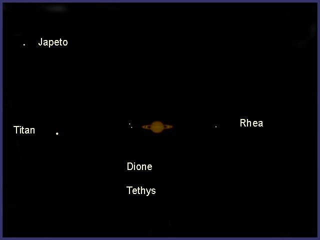 Saturno, 5 Abril de 2011. SAT-05-04-11