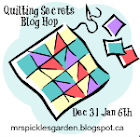 2013~Quilting Secrets Blog Hop