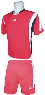 Kaos Futsal Ready stock Adidas Lokal