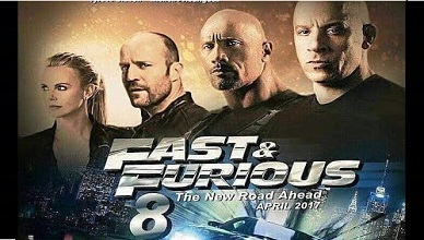 Fast and Furious 8 Tamil Dubbed Movie Online