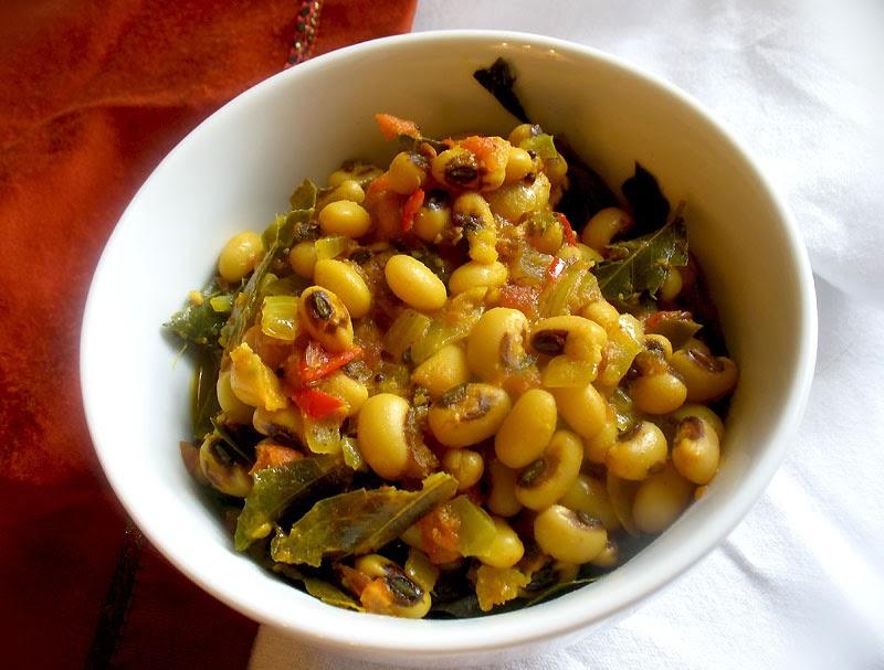 Black-Eyed Pea Tomato Curry | Lisa's Kitchen | Vegetarian Recipes ...