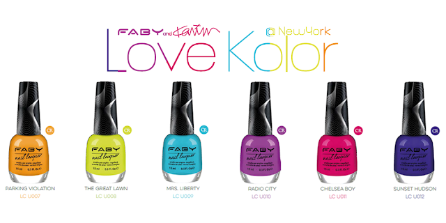 Collezione Love Kolor@New York