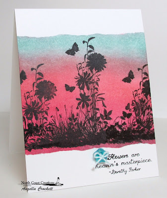"North Coast Creations ""Heaven's Masterpiece"" Card Designer Angie Crockett"