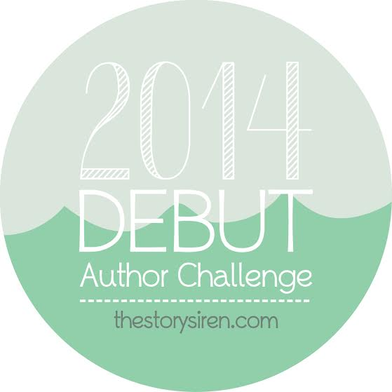 Join the 2014 Debut Author Challenge!