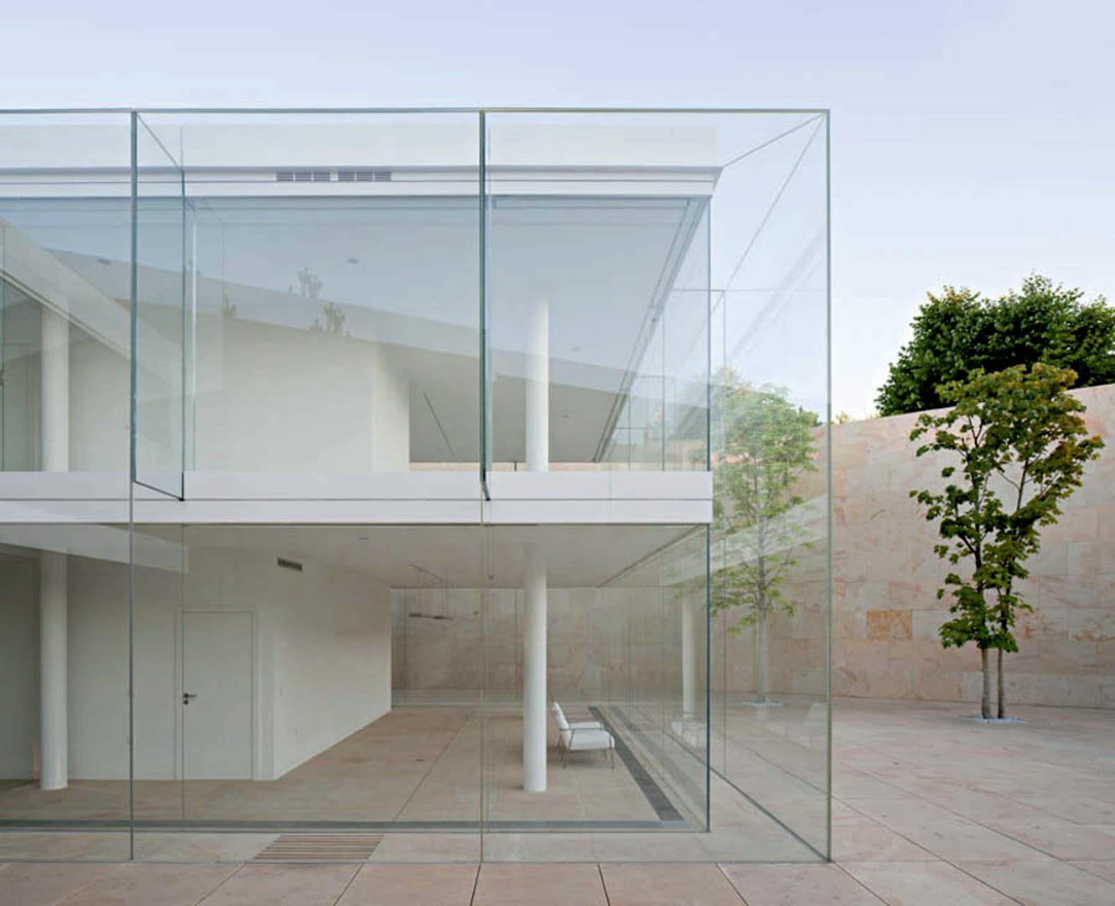 architecture: OFFICES FOR JUNTA DE CASTILLA Y LEON BY ALBERTO CAMPO ...