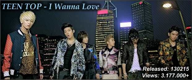 TEEN TOP I Wanna Love