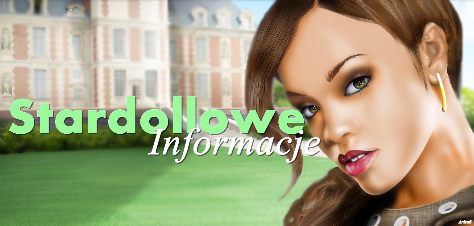 Stardollowe Informacje