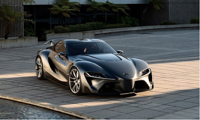 2017 Toyota Supra Specs, Review and Release Date