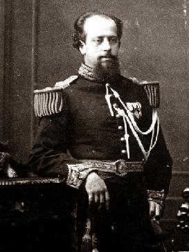 General JULIO ARGENTINO ROCA (Tucumán 17/07/1843 – Buenos Aires 19/10/1914)