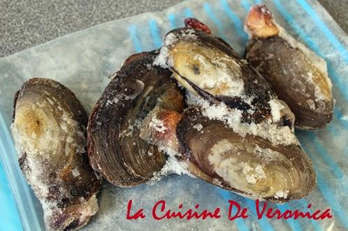 La Cuisine De Veronica 象拔蚌