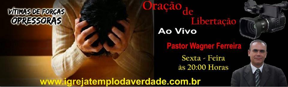 Oração de libertação ao vivo