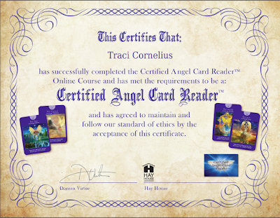 Certified Angel Card Reader Traci Cornelius