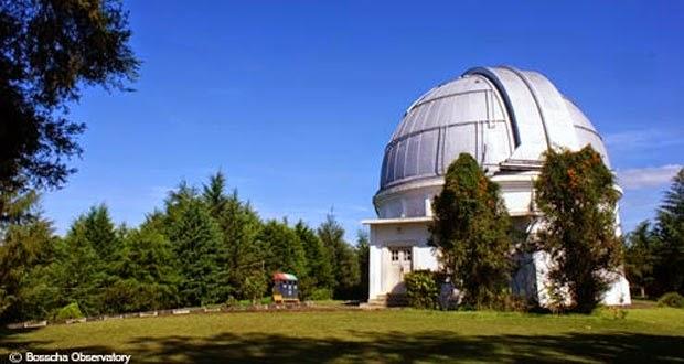 Bagaimana Masa Depan Para Lulusan Astronomi?