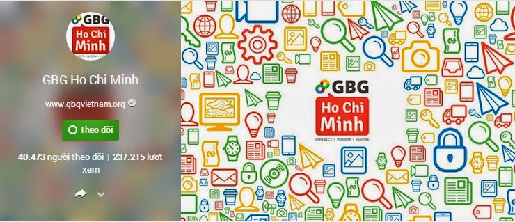 Google Business Group Vietnam