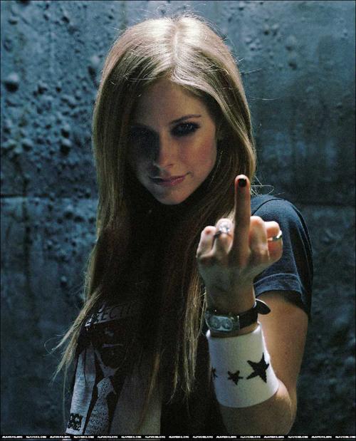 Imagenes de Avril Lavigne