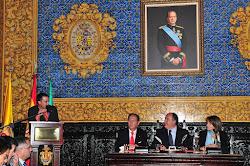 PRESENTACIÓN FUNDACIÓN CEUTA CRISOL DE CULTURA 2015