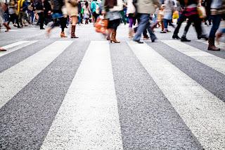 A arte de ser pedestre