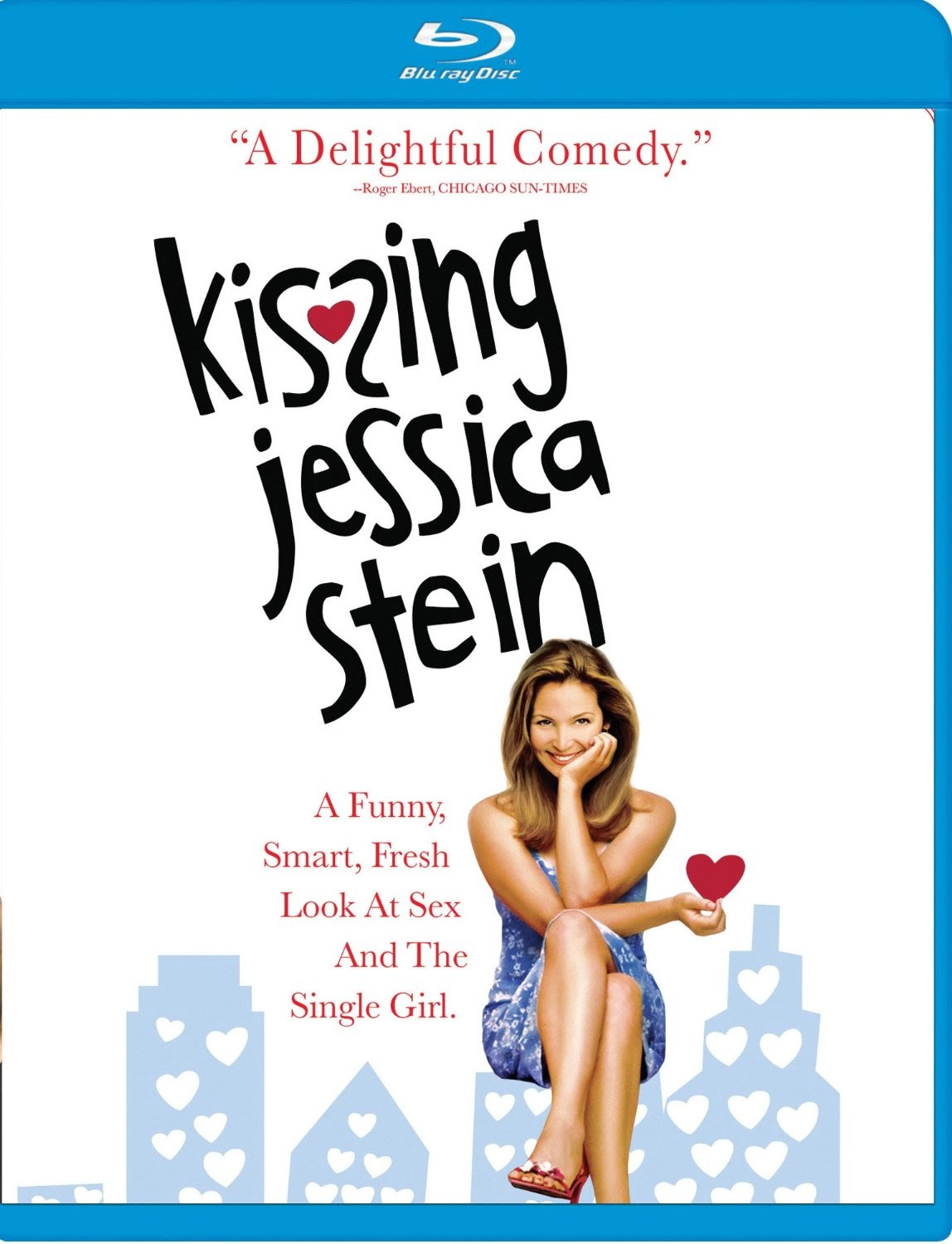 Kissing Jessica Stein Blu-ray review