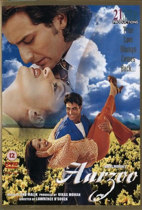 aarzoo movie songs free