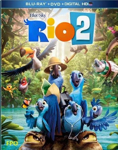 Rio 2 (2014) Hindi