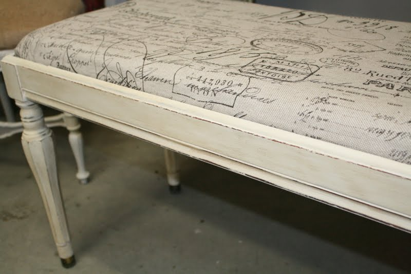 Bench Painting Ideas Part - 47: Antique Piano Bench