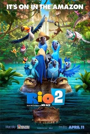 Vẹt Đuôi Dài 2 - Rio 2 (2014)