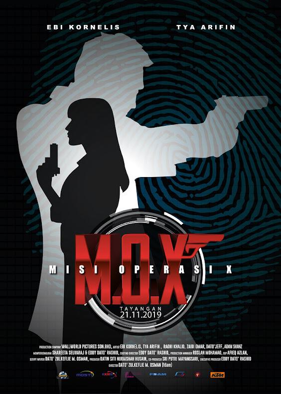 21 NOVEMBER 2019 - M.O.X : MISI OPERASI X (Malay)