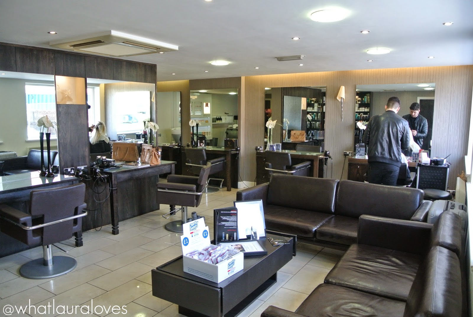 Hooker & Young, Wynyard hair salon