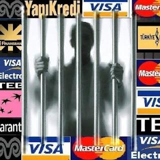 Kredi kartı taahhüdü ihlal bireysel kredi banka borçları ödeme şartını ihlal cezaevi 90 gün tazyik hapsi