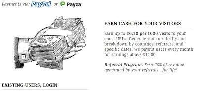 Cara Menghasilkan Uang dari AdFoc.us