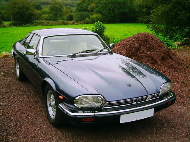 04 – Jaguar XJS