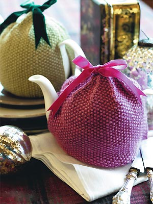 Free Knitted Tea Cosies Patterns : Miss Julias Patterns: Free Patterns - 20+ Tea Cozy to Knit & Crochet
