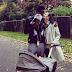 Mikel Obi And Girlfriend Savour Public Kiss
