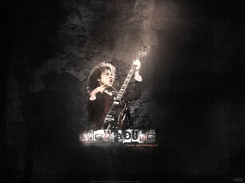 GREATEST BANDS WALLPAPERS AC DC