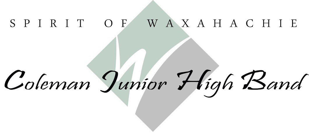 Coleman Junior High Band