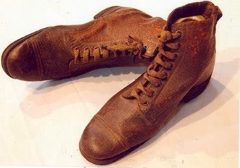 A pair of shoes of Bhagat Singh – Bhagat Singh gifted this pair to Jaidev Kapoor, friend and co-revolutionary.