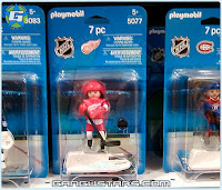 Playmobil NHL Series Toys R Us Red Wings hockey Toranto Maple Leafs Detroit