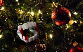 VAMPIRE TEETH ORNAMENTS @northmanspartyvamps.com