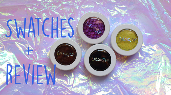Sombras supershock Colourpop Fantasy Mittens Sour Roulette