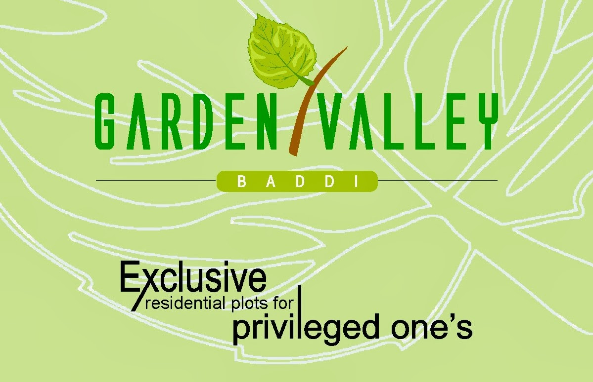 garden vally plots, floors, villas, baddi,